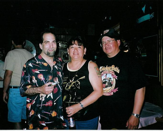 Matt, Karen & Lynn at The Keystone Bar in Ellwood City, PA....Thanks Donna & Frank